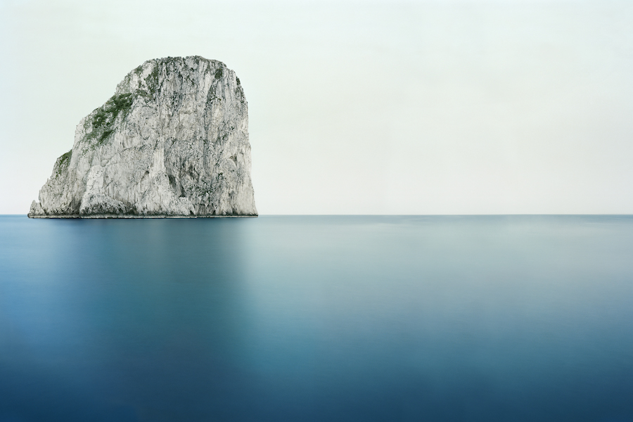 Francesco Jodice, Capri, The Diefenbach Chronicles 013 Capri, The Diefenbach Chronicles 013 di Francesco Jodice2013Inkjet on cotton paper, dibond aluminium, plexiglass, woodframecm 150 x 225