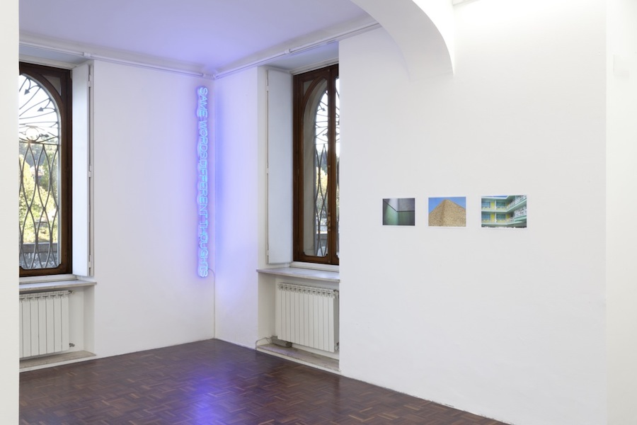 CORNERS / IN BETWEEN | Norma Mangione Gallery, Torino - Installation view