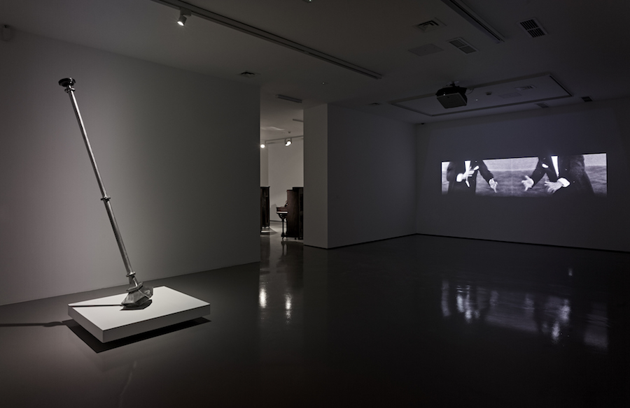 Jacopo Mazzonelli - To be played at maximum volume - Galleria Civica Trento - Installation view