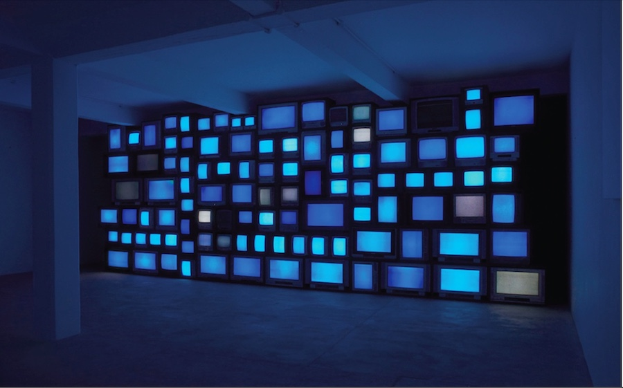 Susan Hiller - Channels - Courtesy Matts Gallery