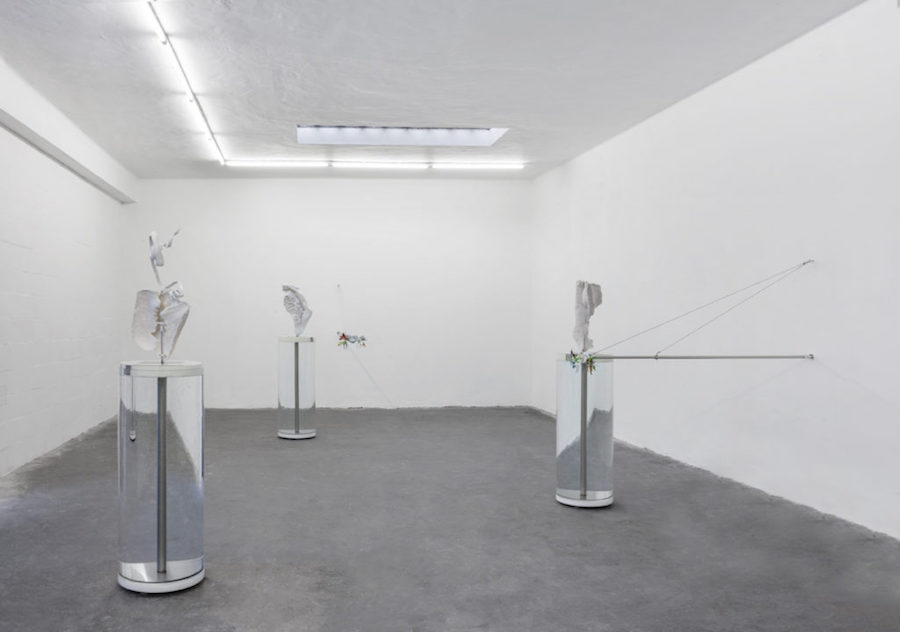 Anders Holen - Giorgio Gallotti Gallery, Turin - Installation view - Photo credits Sebastiano Pellion di Persano