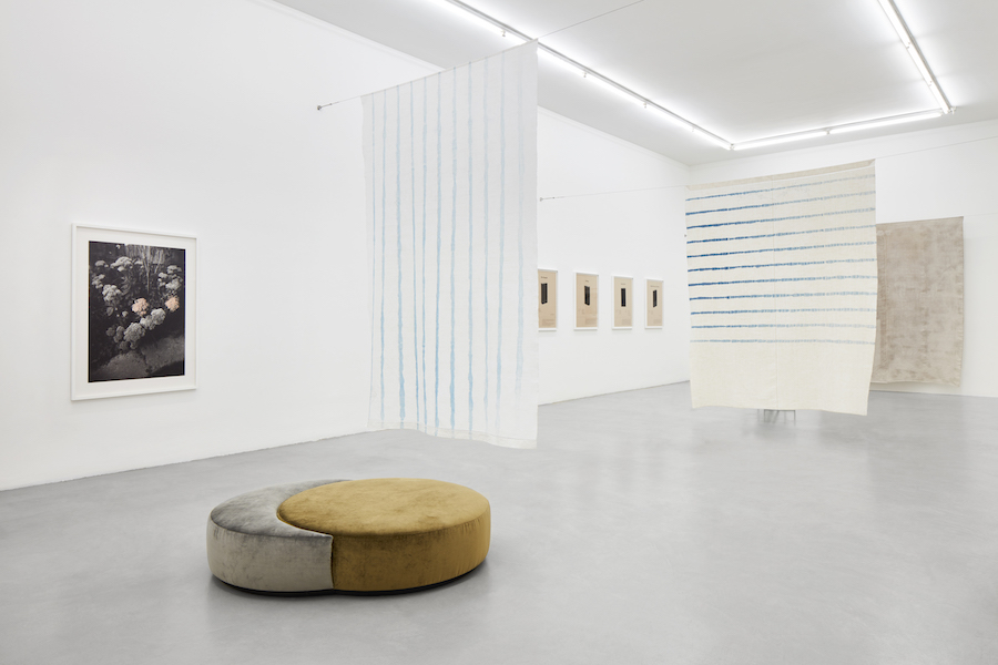 Becky Beasley at Francesca Minini, Milan 2018 - installation view