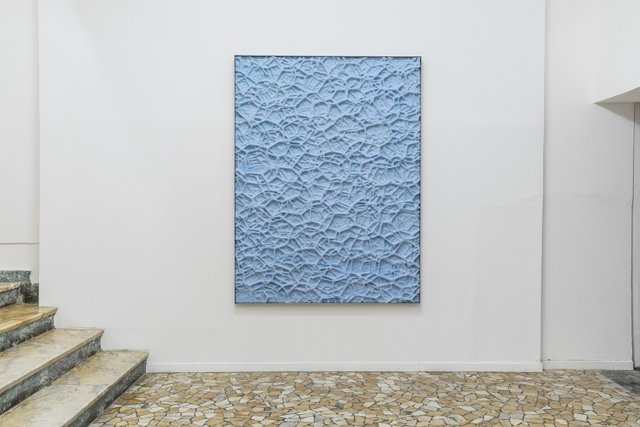 Loris Cecchini, Ugraph reliefs 2018 - Courtesy the artist and GALLERIA CONTINUA, San Gimignano / Beijing / Les Moulins / Habana Photo by Ela Bialkowska, OKNO Studio