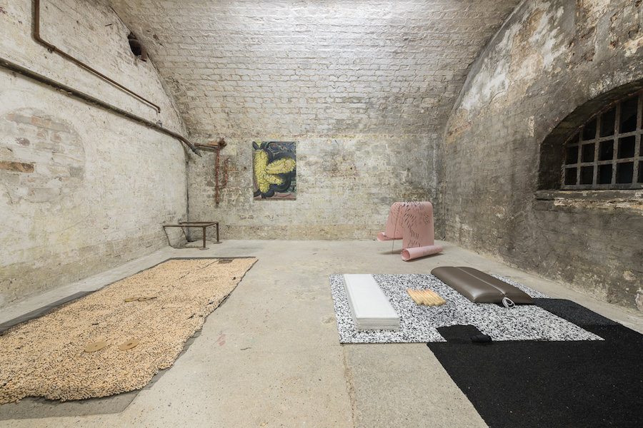 Exhibition view, Laura Porter and Wieske Wester - Photography by Damian Grif ths, Courtesy of WHITE CRYPT