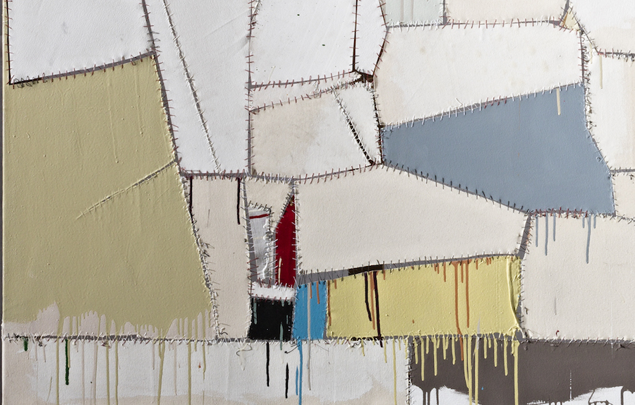 Sally Ross, Painting Piece-By-Piece | Collezione Maramotti