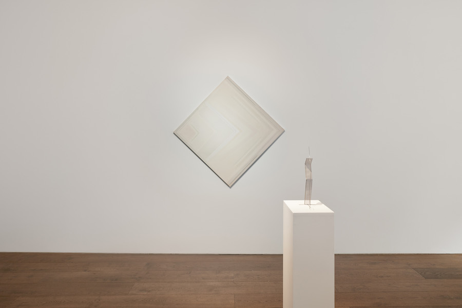 Riccardo Guarneri, Slowing time - Installation view at Rosenfeld Porcini - Courtesy Rosenfeld Porcini, London