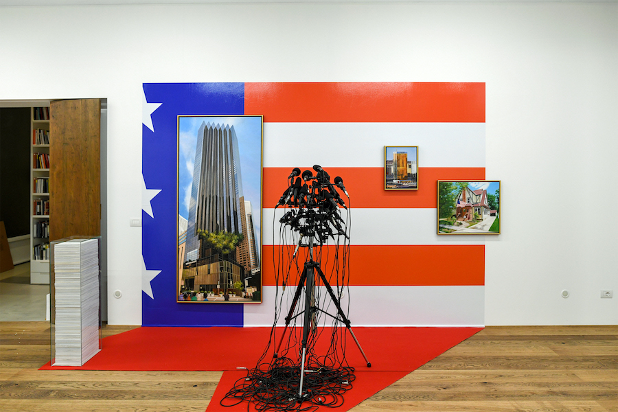 Thomas Kuijpers, Installation view