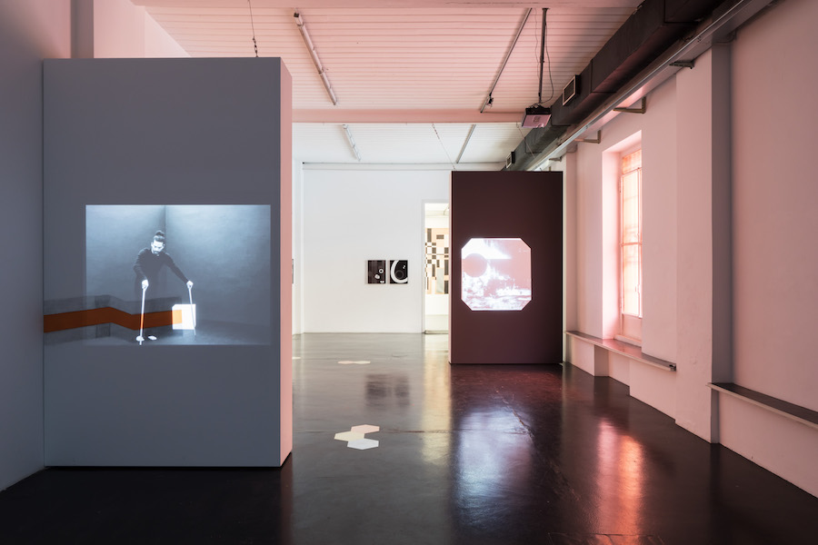 Meris Angioletti, Forme-Pensiero - Exhibition views - ph. Ugo Dalla Porta - Courtesy Otto Zoo, Milano