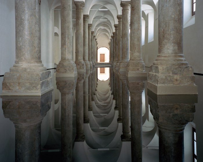 Per Barclay - Cavallerizza Palazzo Mazzarino courtesy the Artist and Francesco Pantaleone gallery