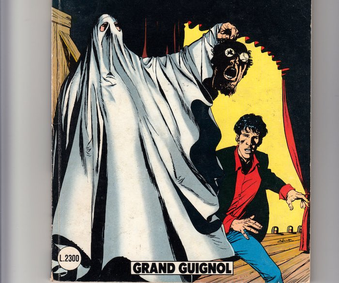 Dylan Dog n.31 (Grand Guignol)
