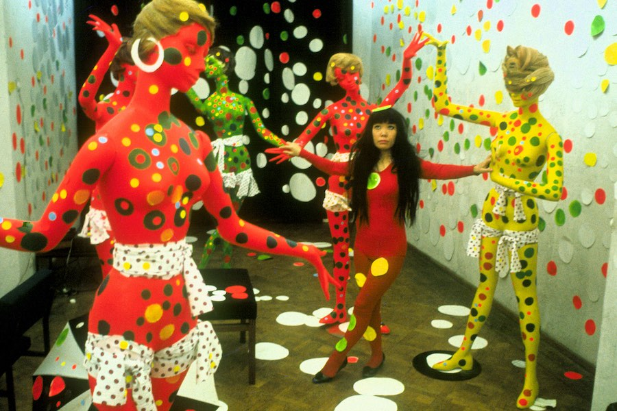 Kusama - Infinity by Heather Lenz © Harrie Verstappen