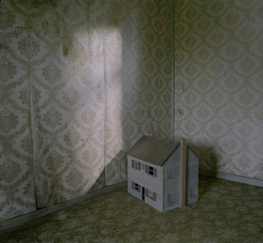 Annabel Elgar,  Study for a dollshouse # 6, 2017