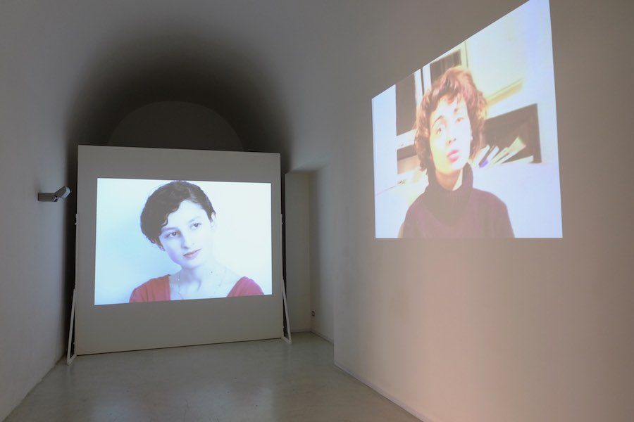 Ange Leccia - Logical Song - Installation view