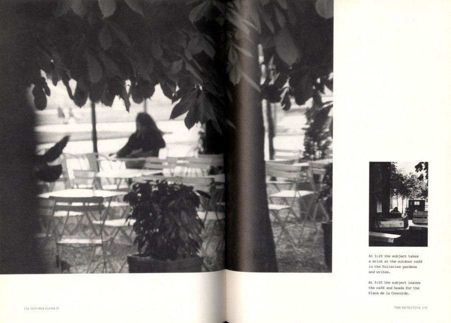 Sophie Calle - Double Game and Gotham Handbook - CALLE, Sophie, AUSTER, Paul