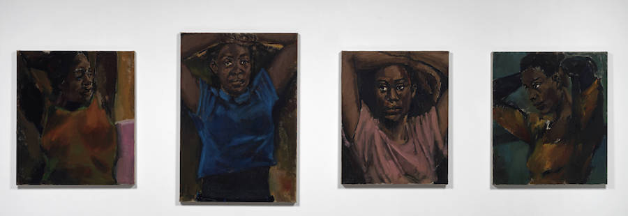 Lynette Yiadom-Boakye - A File For A Martyr To A Cause , 2018