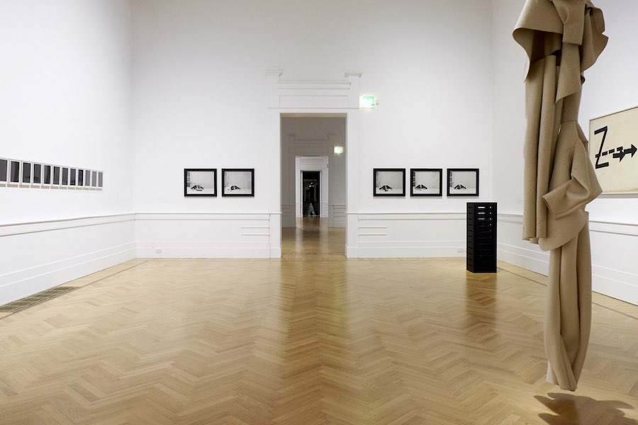 Joint Is Out of Time - Installation View_Courtesy Galleria Nazionale d'Arte Moderna e Contemporanea di Roma