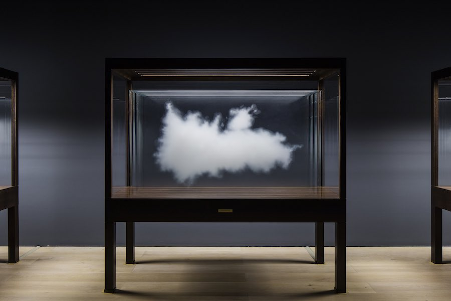 Leandro Erlich - Collection des Nuages - Oratorio SanFilippo Neri - Courtesy Galleria Continua
