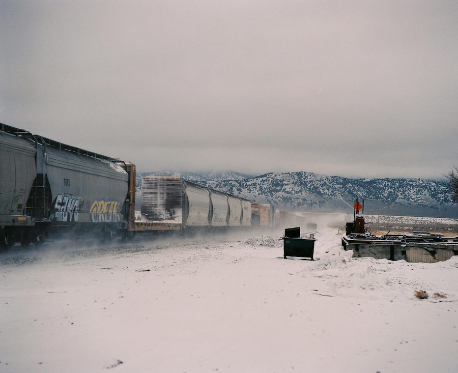 Cyrill Lachauer, Full Service - From Walker River to Wounded Knee, 2012-2014