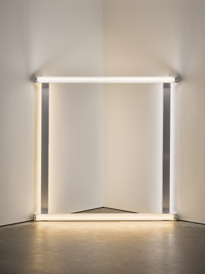 Dan Flavin, Untitled (to Helen Winkler), 1972. Estate of Dan Flavin - Artists Rights Society (ARS), New York. Courtesy of David Zwirner & Cardu Gallery