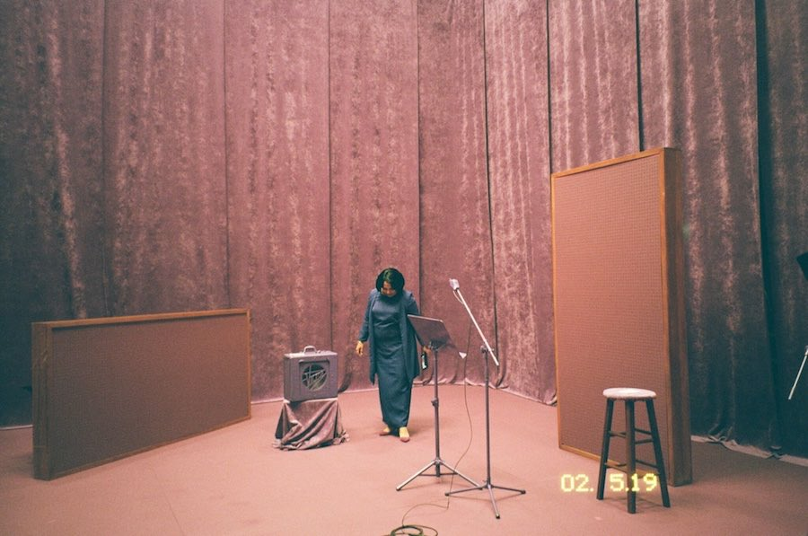 Incense Sweaters & Ice. 2017. USA. Directed by Martine Syms. Courtesy the artist and Bridget Donahue, New York