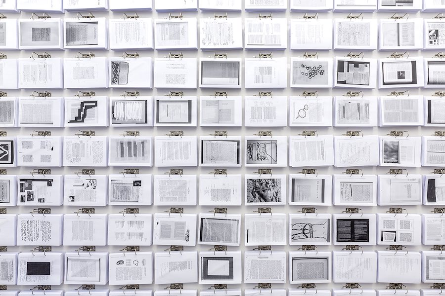 Quartz Studio | The Annotated Reader curated by Ryan Gander and Jonathan P. Watts