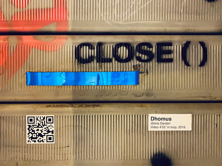 We're closed, come closer | Parsec, Bologna