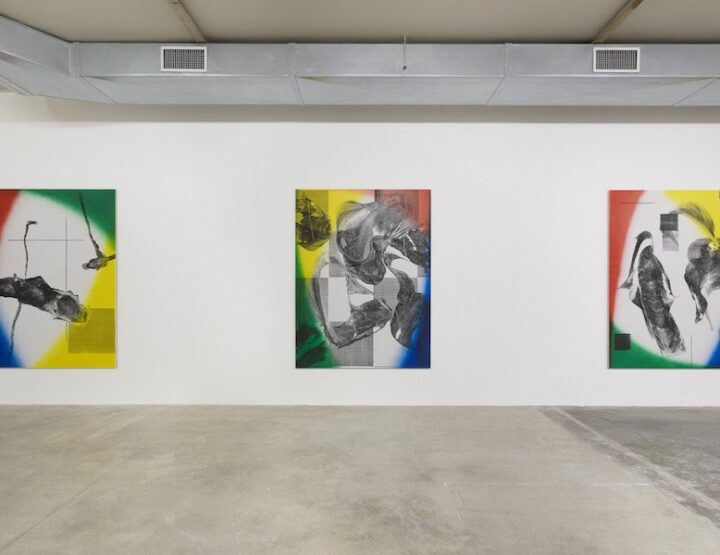 To This Arcs, Those Colors Measure That Touch, This Time: Cheyney Thompson in mostra da Ordet, Milano