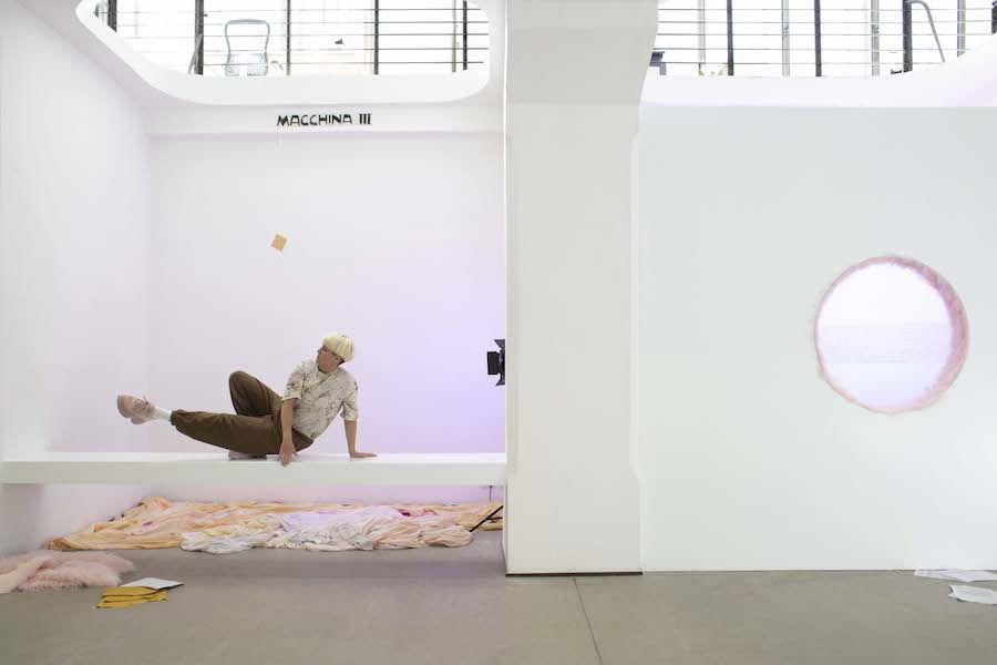 Uncommitted Barnacle | Madison Bycroft racconta la sua mostra personale a Centrale Fies