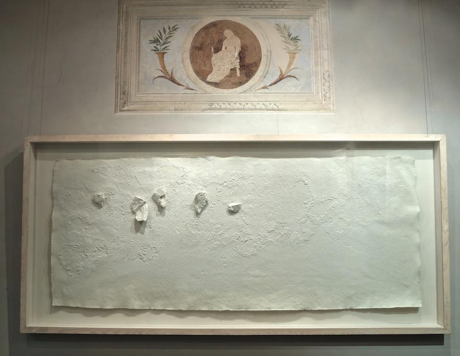 Franco Guerzoni - La parete dimenticata, a cura di Fabrizio D'Amico e Pier Giovanni Castagnoli, Palazzo Pitti di Firenze,2013