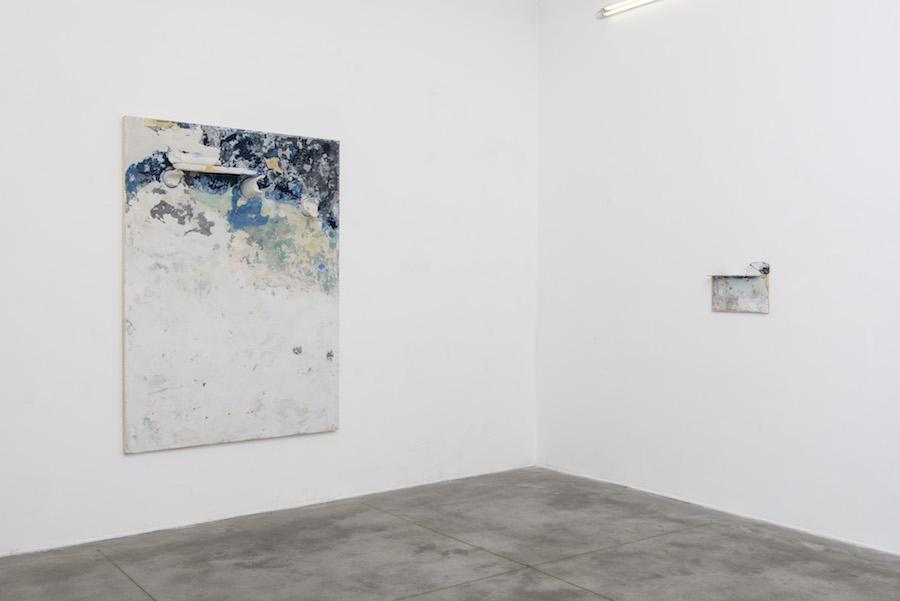 Franco Guerzoni -Per un buon uso delle rovine, a cura di Davide Ferri, galleria Monitor, Roma, 2017